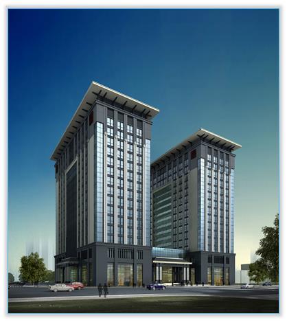 智慧建筑|延华集团中标北部湾远洋大厦智能化工程项目