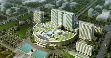 智慧医疗|延华集团中标唐山中心医院弱电工程项目